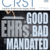 Dr. Robert Weinstock\'s Editorial Debut in Cataract & Refractive Surgery Today
