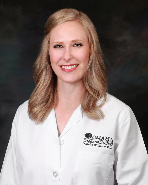 Meet our new spotlight iLASIK patient case- Dr. Natalie Williams   Part 1