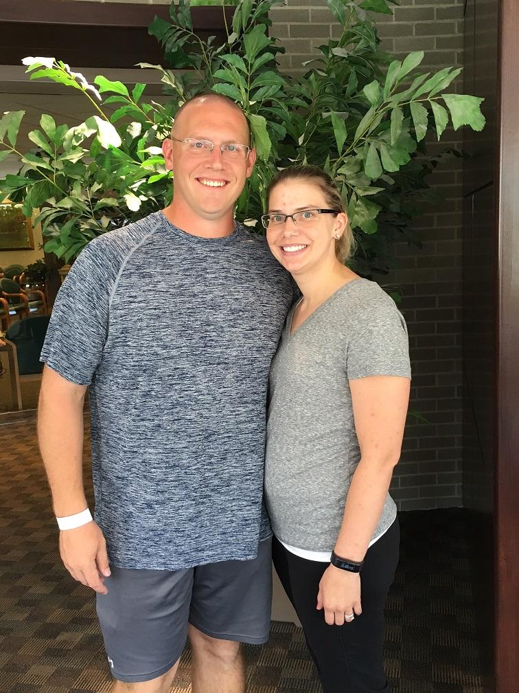 Meet our new spotlight iLASIK patient case- Sam & Alyssa Butler