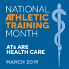 Sports & Orthopaedic Specialists Celebrates National Athletic Training Month - ATs are Health Care