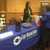 Eye Associates Participate in Employee Health Fair
