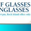 Half Off Glasses and Sunglasses