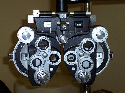 Ophthalmic equipment, phoropter, optometry, which is better 1