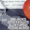 ASMBS announces addition of intragastric balloon to approved procedures and  devices
