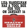 LISA MANDELMAN HAS A TOOL BOX FOR YOU ON JANUARY 16