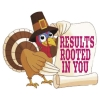 RESULTS ROOTED IN YOU - FILL YOUR CORNUCOPIA...