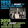 2018...A NEW SECRET DEBUTS...THE WLS SECRET FACEBOOK GROUP