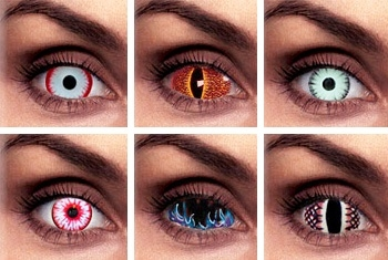 Non Prescription Colored Contact Lenses Walgreens