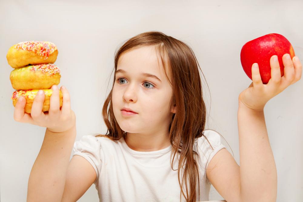 Childhood Diet Decisions